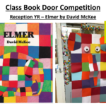 Classroom Book Doors for World Book Day 2019